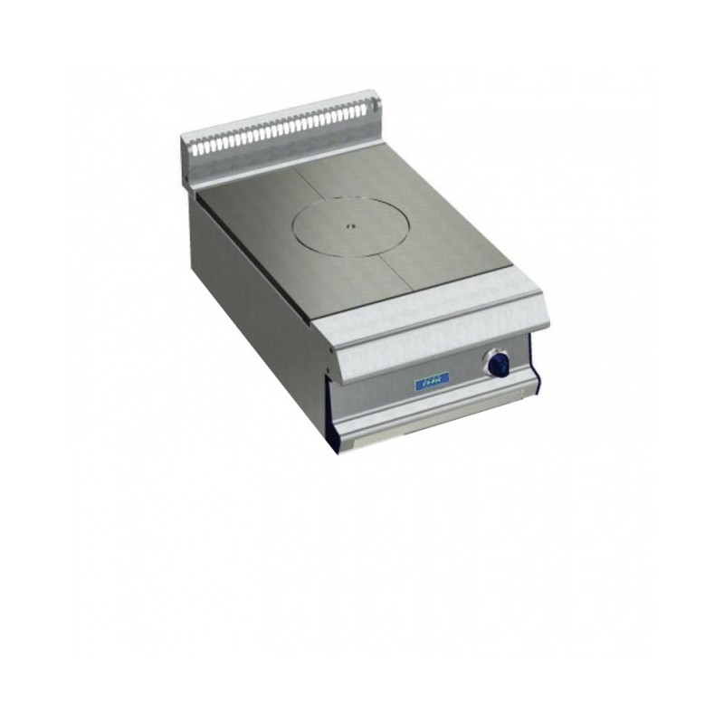 CAPIC - Fourneau coup de feu à gaz, L. 500 mm, à poser - Gamme Celtic 800