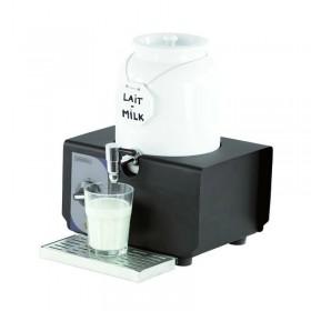 CASSELIN - Distributeur de lait chaud en porcelaine, 4 L