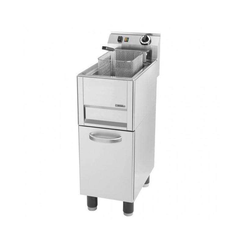 CASSELIN - Friteuse électrique sur pieds professionnelle - 13 litres