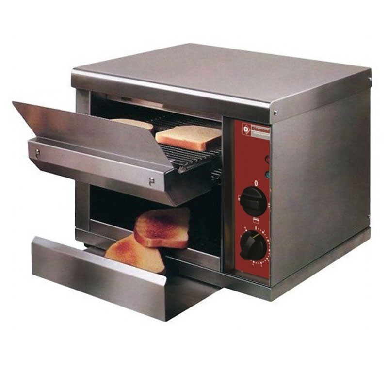 DIAMOND - Toasteur automatique, 540 toasts/h