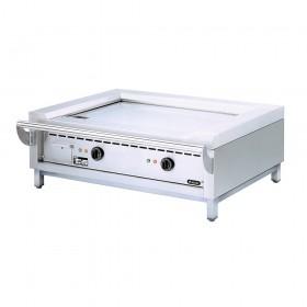 NAYATI - Plancha japonaise électrique portable, 2 zones de cuisson, ligne Teppan Yaki