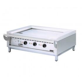 NAYATI - Plancha japonaise électrique portable, 3 zones de cuisson, ligne Teppan Yaki