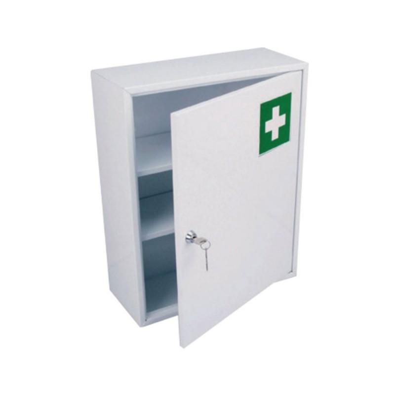 L2G - Armoire à pharmacie - 1 porte - métal