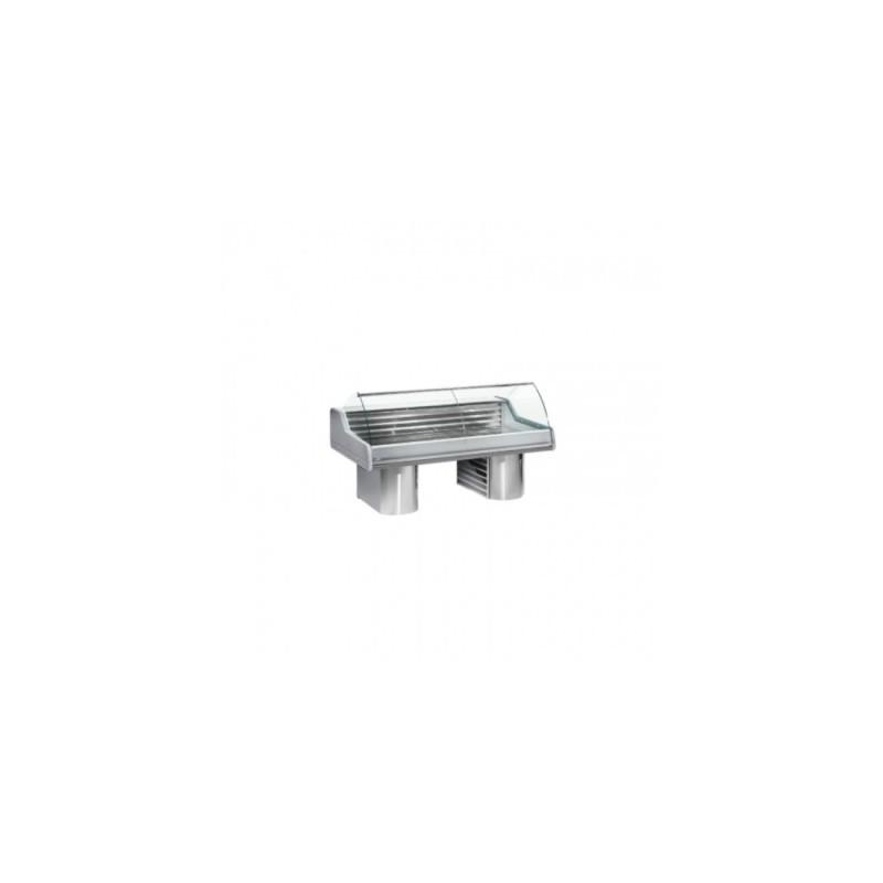DIAMOND - Comptoir/vitrine réfrigéré statique sur socle