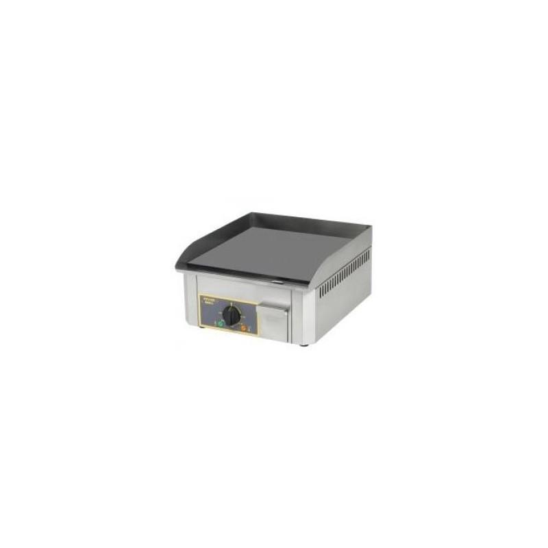 ROLLER GRILL - Plaque de cuisson chrome - 400 x 400 mm