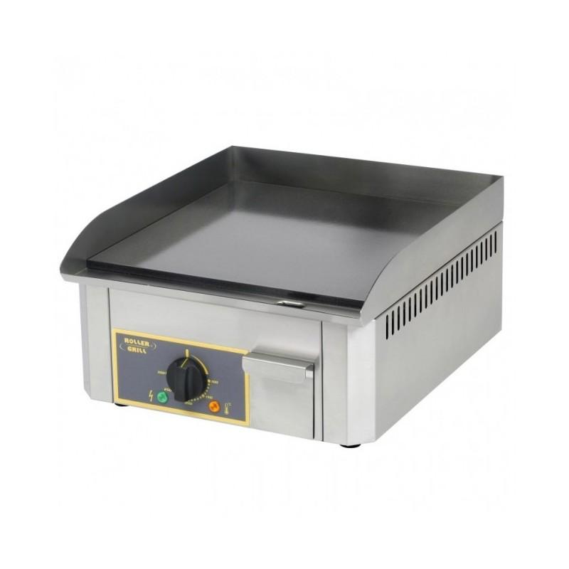 ROLLER GRILL - Plaque à snacker émail simple - 400 x 400 mm