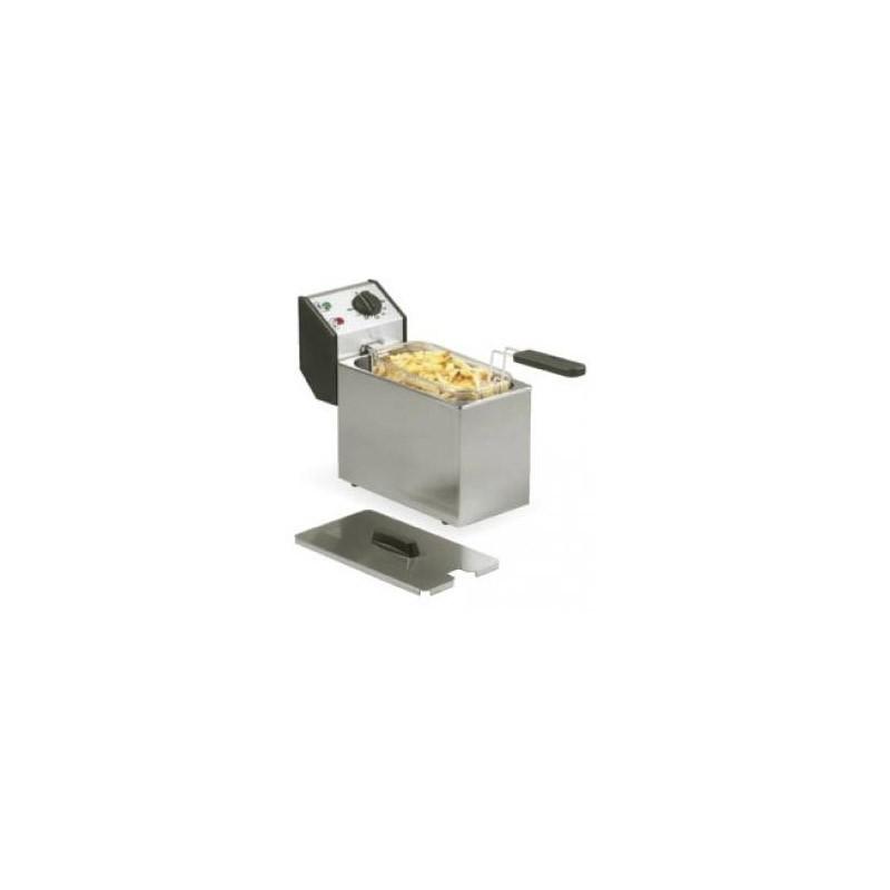 ROLLER GRILL - Friteuse simple sans vidange 5 L