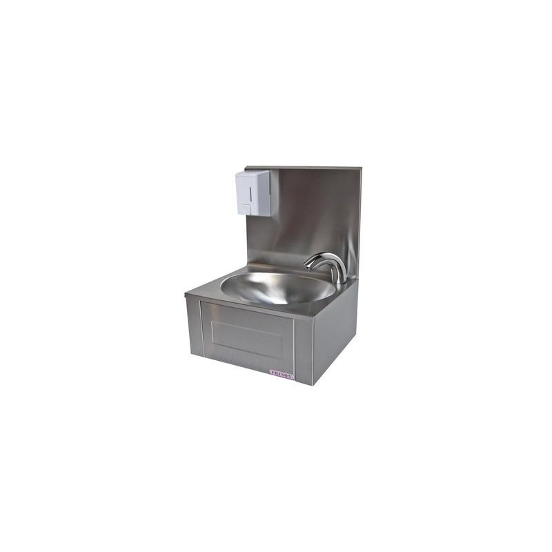 ROLLER GRILL - Lave-mains avec robinet électrique Standelec