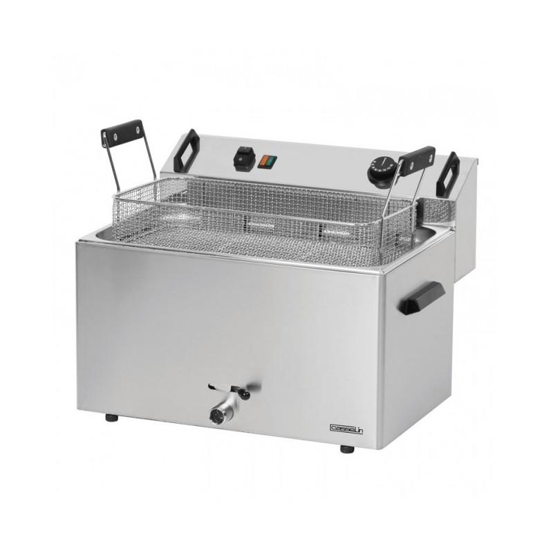 CASSELIN - Friteuse à beignets électrique 16 L