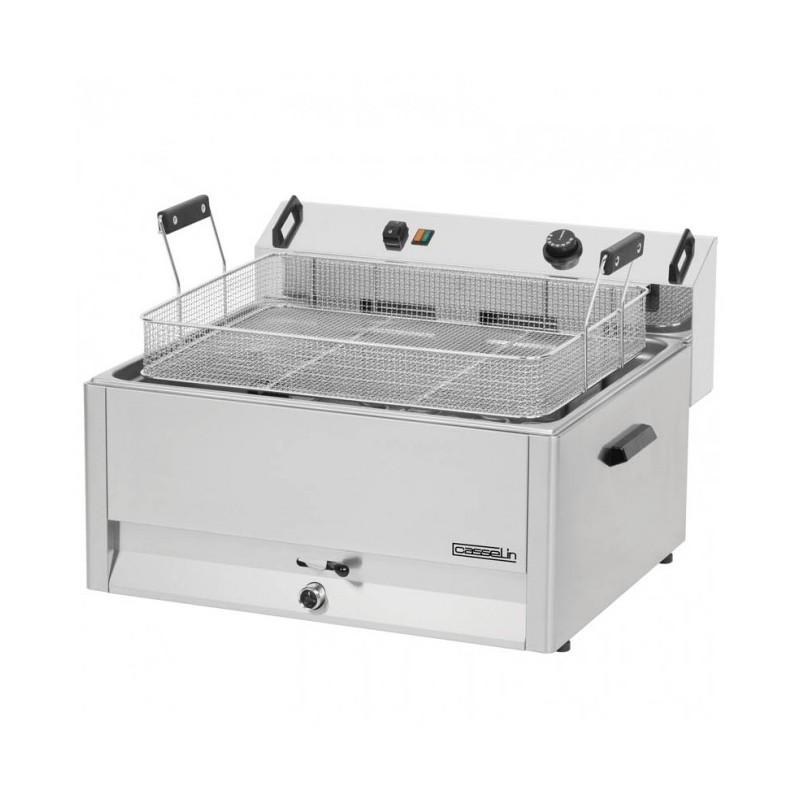 CASSELIN - Friteuse à beignets électrique 30L
