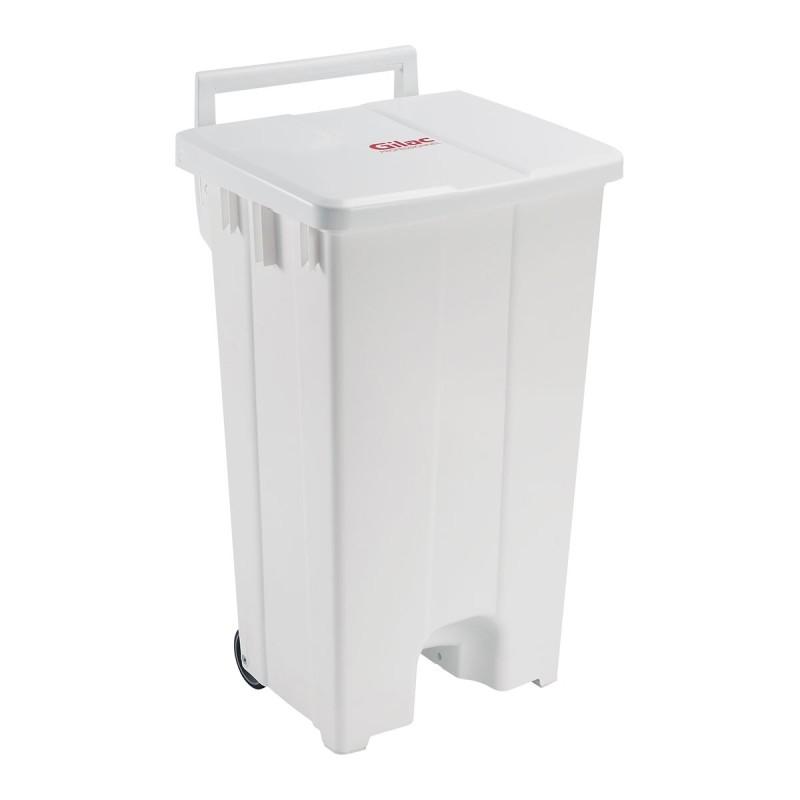 GILAC - Container 100 L + pédale + couvercle