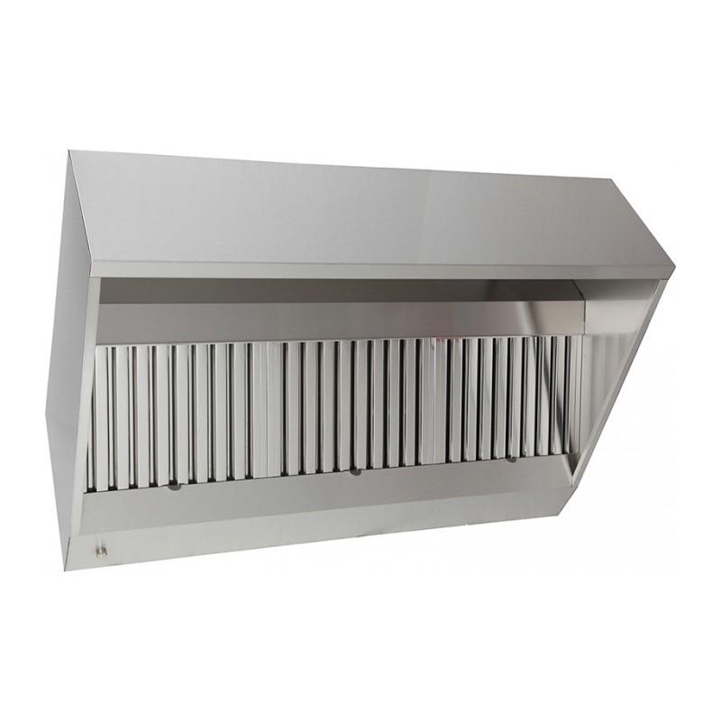 ALVÈNE - Caisson de hotte prof. 750 mm avec ventilateur et variateur