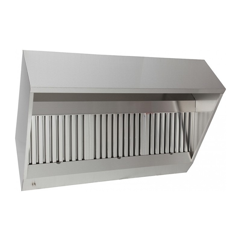 ALVÈNE - Caisson de hotte avec ventilateur et variateur - 1000 x 915
