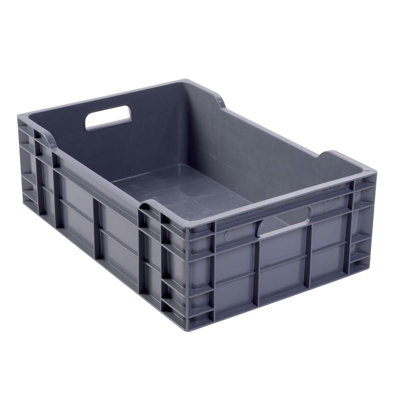 GILAC - Caisse pleine empilable, 40 ou 60 litres