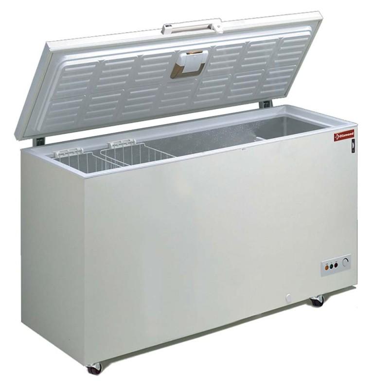 DIAMOND - Congélateur bahut 300 litres