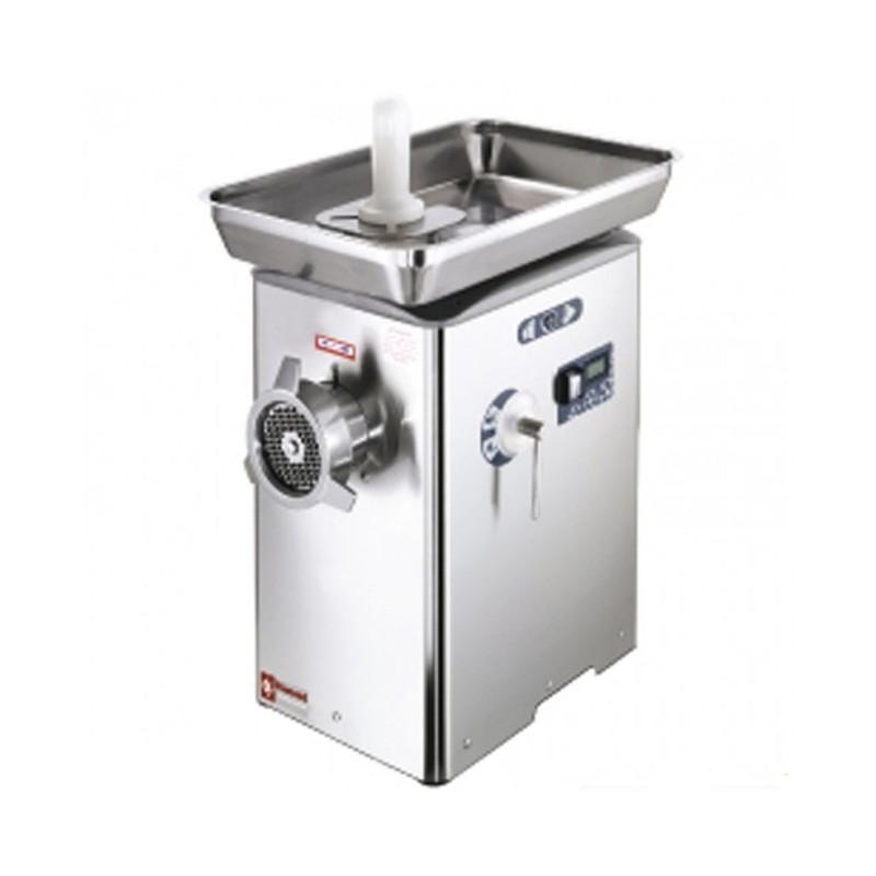 DIAMOND - Hachoir à viande N°32 réfrigéré- monobloc inox-650 kg/h-