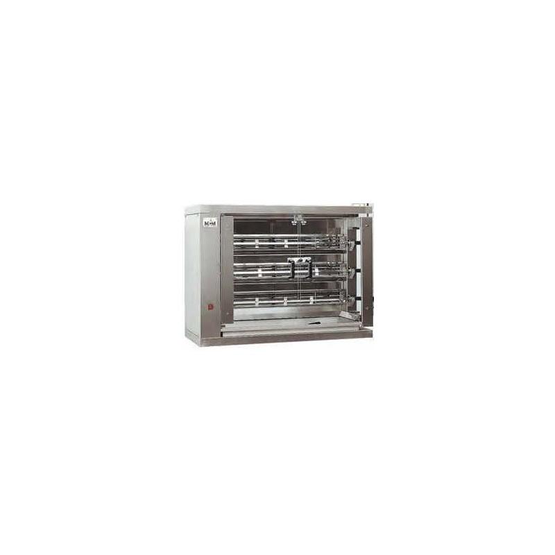 MCM - Rôtissoire verticale électrique 3 broches