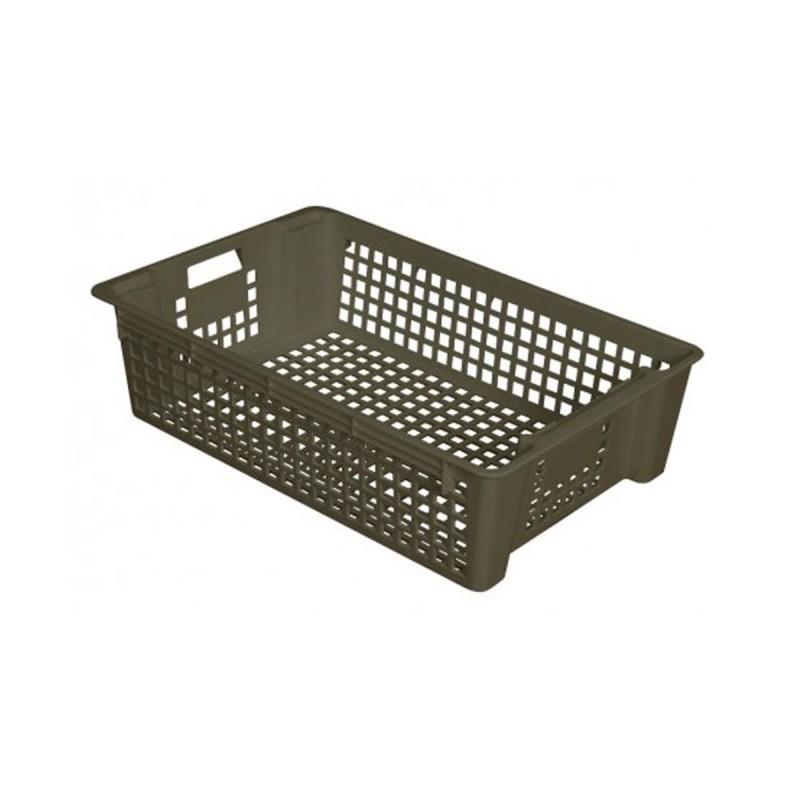 GILAC - Caisse ajourée, empilable et emboîtable 28 L