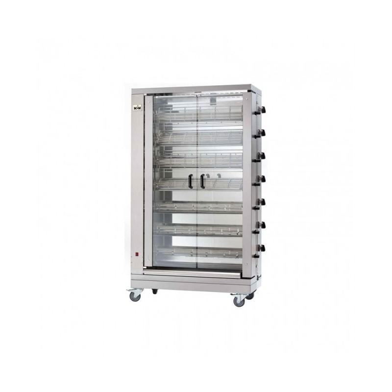 MCM - Rôtissoire électrique verticale 7 broches