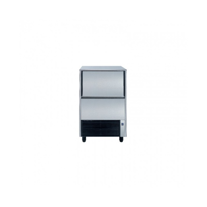 ITV - Machine à glaçons 55 kg/air-Glaçons creux-Série Quasar-