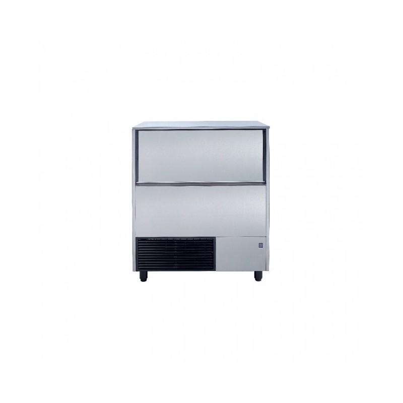 ITV - Machine à glaçons 122 kg/air-Glaçons creux-Série Quasar-