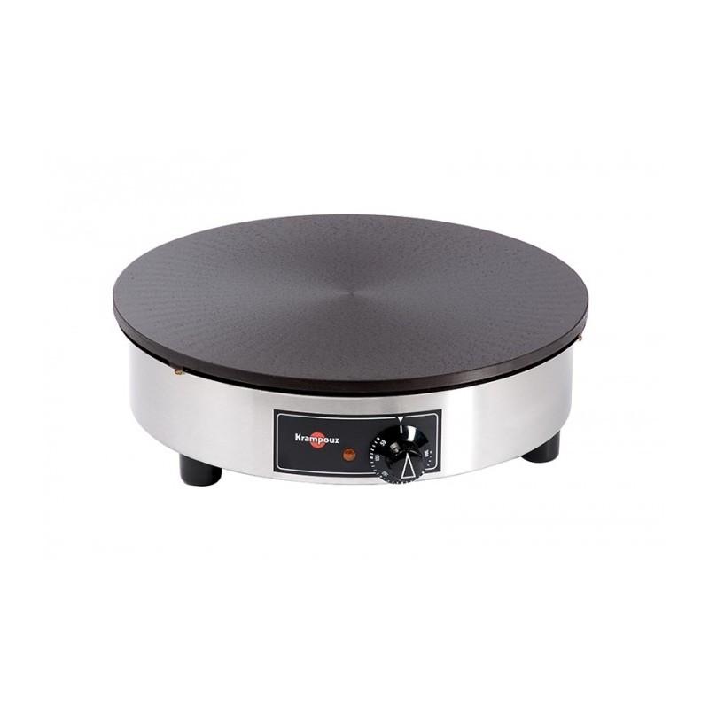KRAMPOUZ - Crêpière simple électrique, disque Ø 350 mm