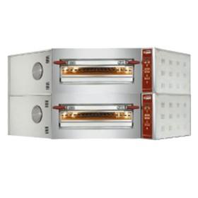 DIAMOND - Four électronique d'angle 2 chambre, 16 pizzas D. 350 mm