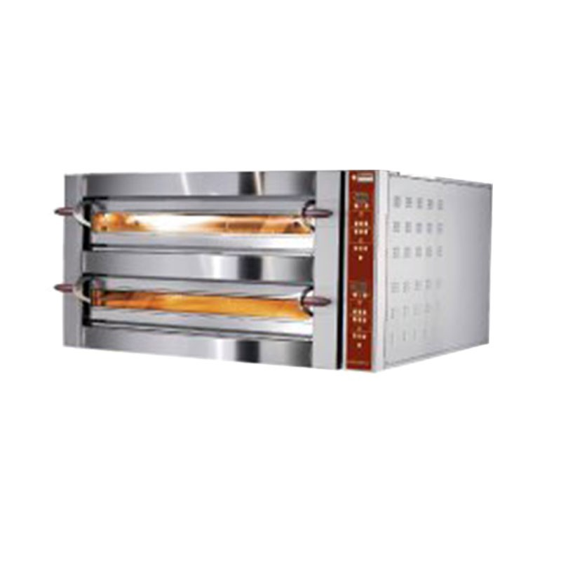 DIAMOND - Four électronique 2 chambres de cuisson, pizzas D. 350 mm