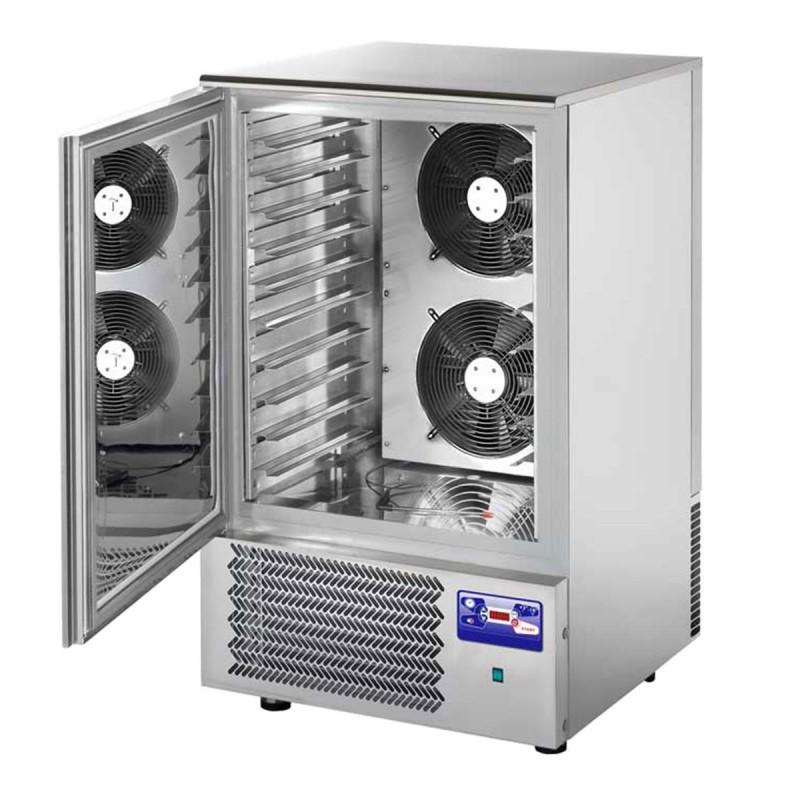 CHR AVENUE - Cellule de refroidissement mixte 10 niveaux de stockage