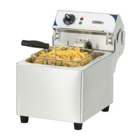 Friteuse électrique professionnelle 7 litres ou 2 x 7 litres