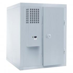 Chambre froide ISO 60 3724 L, avec groupe frigorifique