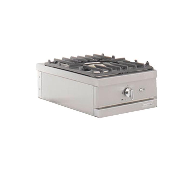 WESTAHL - Table de cuisson Gaz 1 feu vif, à poser, SANS couvercle