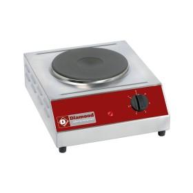 Réchaud électrique de table, 1 plaque, marque Diamond