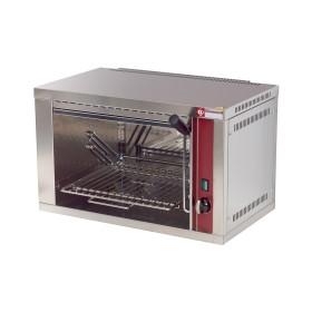 Salamandre électrique DIAMOND 600 mm - Grille régable