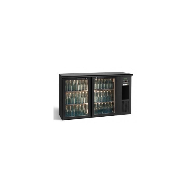 Arrière-bar réfrigéré design GAMKO gris