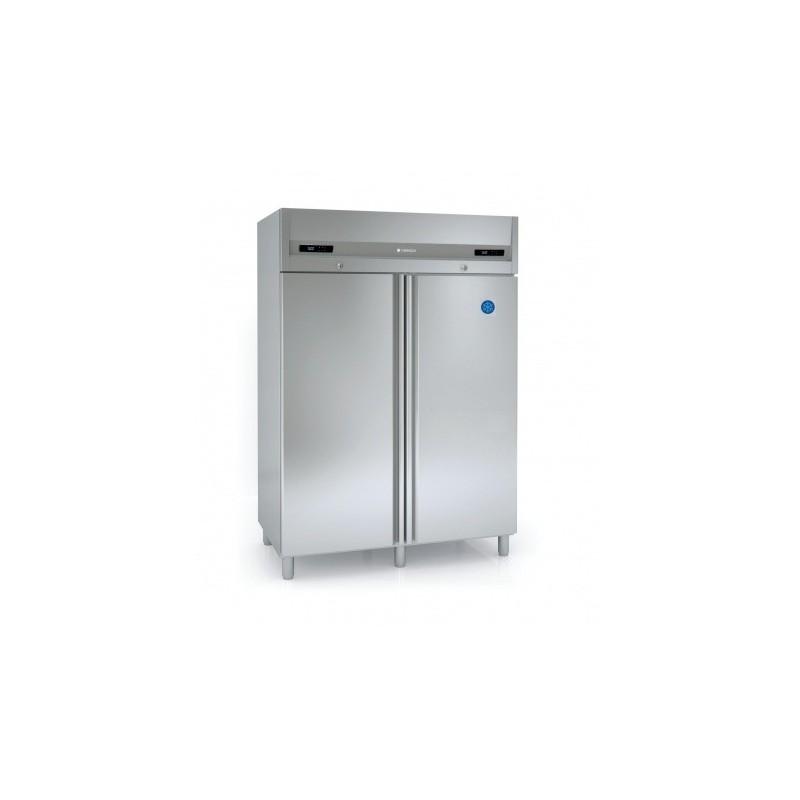 CORECO - Armoire Bi-température GN 2/1, 2 portes dont 1 négative