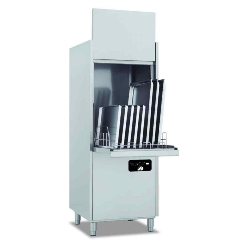 ADLER - Lave-ustensiles pro, panier 560 x 630 mm