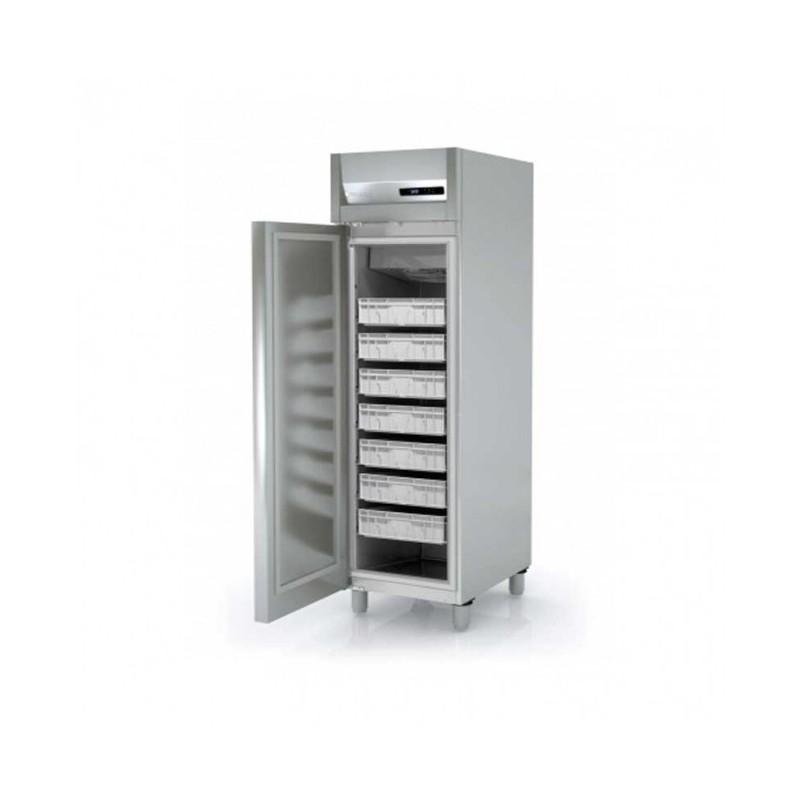 CORECO - Armoire réfrigérée à casiers 340 L, 1 porte pleine