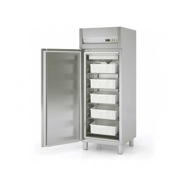 CORECO - Armoire réfrigérée à casiers 400 L, 1 porte pleine