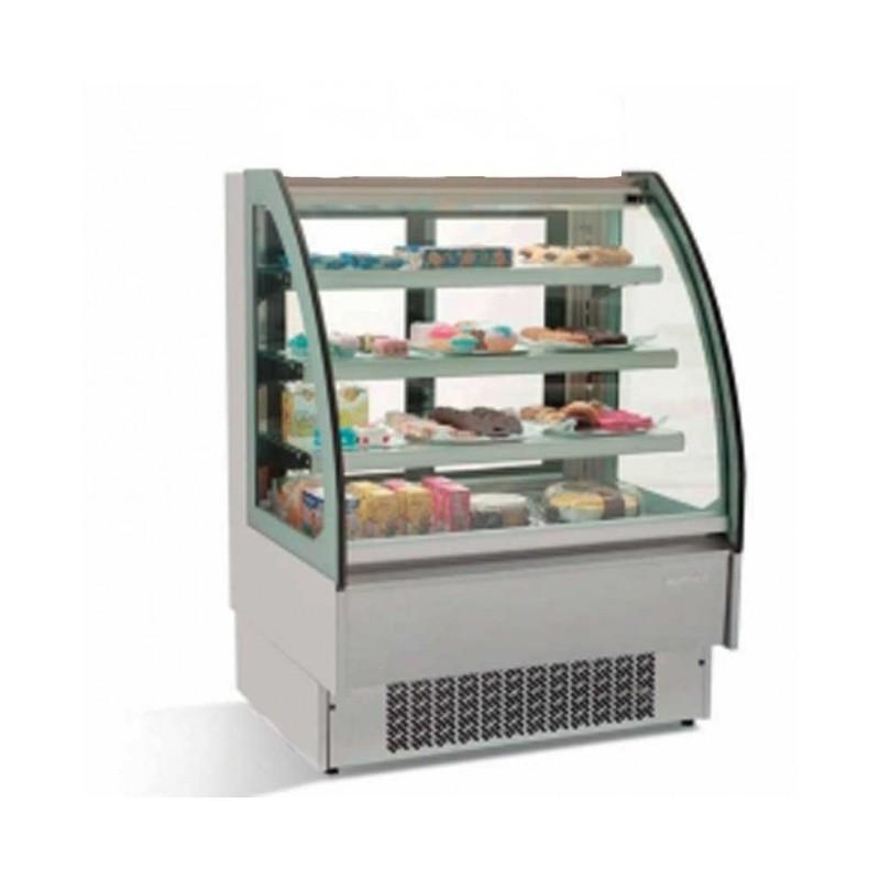 INFRICO - Vitrine réfrigérée pâtissière - Série ONIX - 274 L