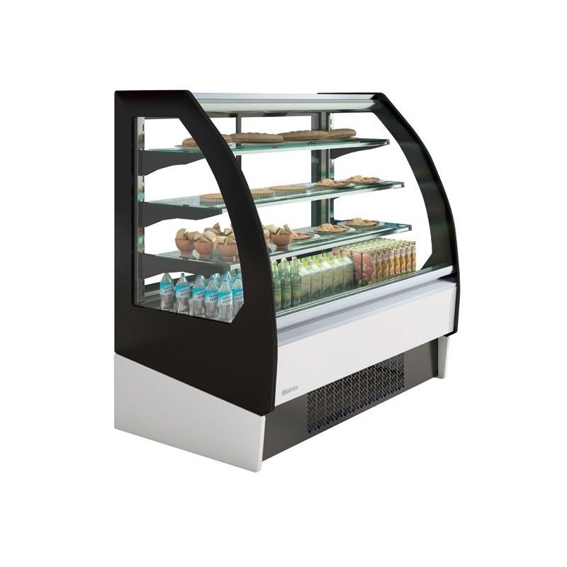 INFRICO - Vitrine réfrigérée pâtissière - Série AMBAR - 274 L