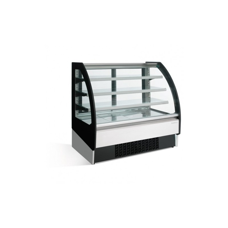 INFRICO - Vitrine réfrigérée pâtissière - Série AMBAR - 548 L