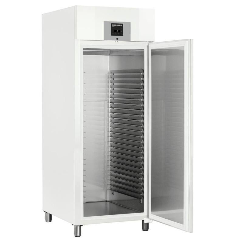 LIEBHERR - Armoire négative blanche 600x800 mm cuve inox 856 L