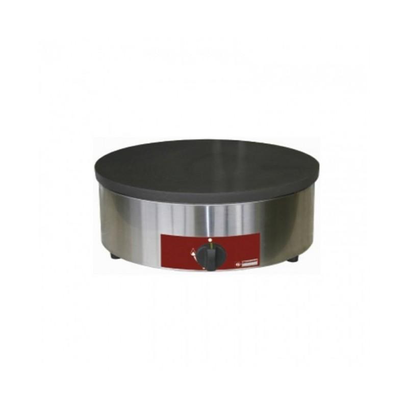 DIAMOND - Crêpière simple gaz haut rendement, Ø 400 mm