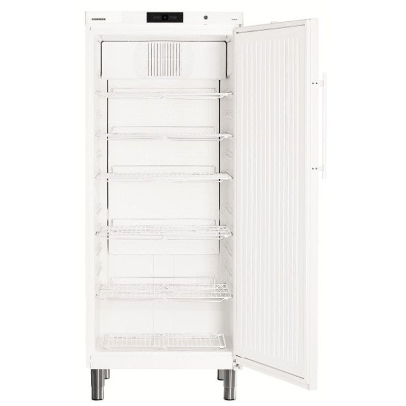 LIEBHERR - Armoire froide ventilée blanche GN 2/1 - GKv7110