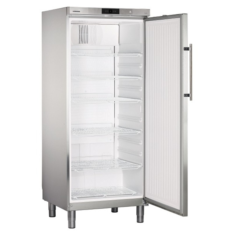 LIEBHERR - Armoire froide positive ventilée inox GN 2/1