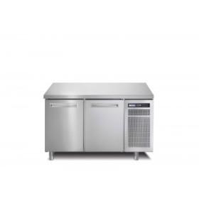 AFINOX - Table réfrigérée négative GN 1/1 2 portes