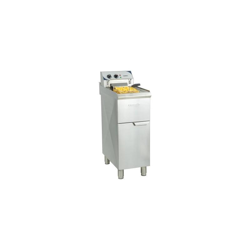 CASSELIN - Friteuse électrique sur prieds 10 litres haut rendement