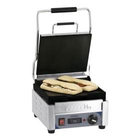 CASSELIN - Grill panini simple Petit Premium, rainuré ou lisse