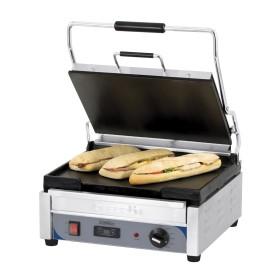 CASSELIN - Grill panini Grand Premium : lisse ou rainuré